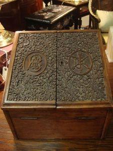 Serpentine Antiques -  - Caja Para La Correspondencia