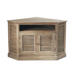 MAISONS DU MONDE - meuble tv persiennes - Mueble De Cajones