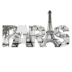 Maisons du monde - déco murale paris - Letra Decorativa