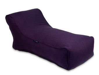 AMBIENT LOUNGE - studio lounger - aubergine dream - Sill�n Bajo