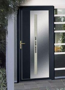Grosfillex fenêtres -  - Puerta De Entrada Maciza