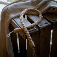 Passementerie Mayer - câblé coton - Abrazadera Cableada