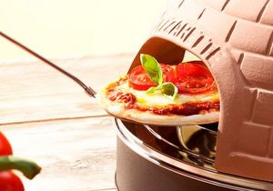 Food & Fun -  - Mini Horno Eléctrico Para Pizza
