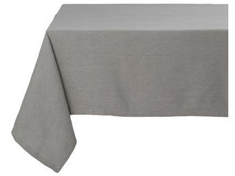 Athezza Home - nappe adda grise 170x170cm - Mantel Rectangular