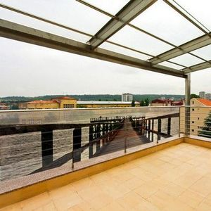 PRISMAFLEX international - brise-vue jardin noirmoutier 3m - Visillos A Media Altura