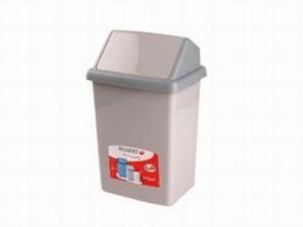Up Trade - poubelle salle de bain10 litres - grise - Papelera De Cuarto De Ba�o