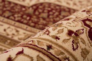 NAZAR - tapis tabris 80x150 red - Alfombra Tradicional