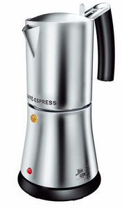 Roller Grill - cafetiere moka - Cafetera