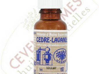 CEVEN'AROMES - m�lange d'huiles essentielles - anti-mites (c�dre - Aceite Esencial