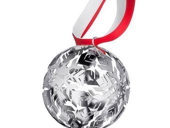 Christofle - flocon - Bola De Navidad