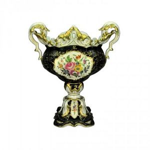 Demeure et Jardin - coupe montée napoléon iii noire - Copa Decorativa