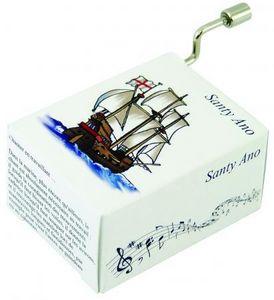 Alizes Creations - Trade Winds -  - Caja De Música