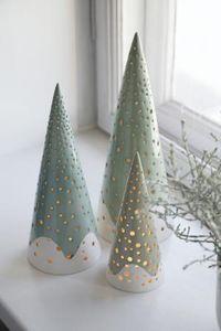 Kahler -  - Decoración De Árbol De Navidad