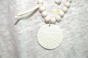 MARGOTE CERAMISTE -  - Collar
