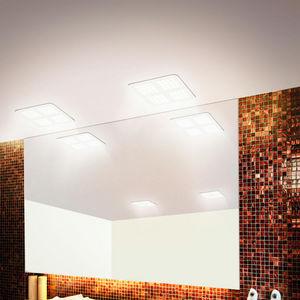 Osram - qod - plafonnier blanc led 15,5x15,5cm | lustre et - Plafón