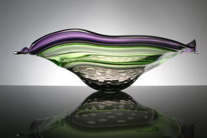 Stuart Akroyd Glass Designs -  - Copa Decorativa