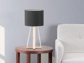 BELIANI - lampes à poser - Lámpara De Sobremesa