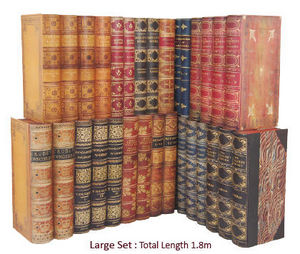 The Manor Bindery -  - Libro Falso