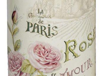 Antic Line Creations - porte parapluies rétro château des roses - Paragüero