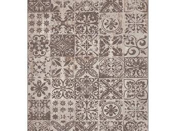 WHITE LABEL - tapis sable 240 x 170 cm - greca - l 240 x l 170 - - Alfombra Contemporánea