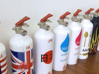 Extingua -  - Extintor
