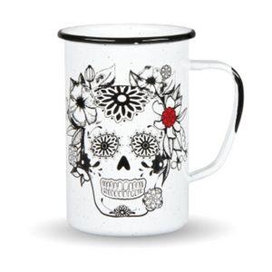 TIENDA ESQUIPULAS - sugar skull - Taza