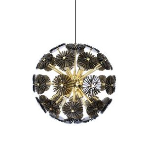 ALAN MIZRAHI LIGHTING - am2210 dandelion flower - Colgante
