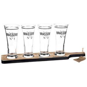 MAISONS DU MONDE - verre à bière 1420046 - Vaso De Cerveza