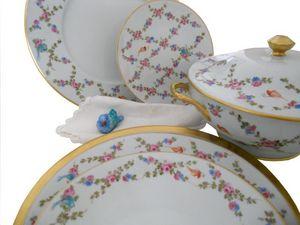 Baroni Porcellane -  - Servicio De Mesa