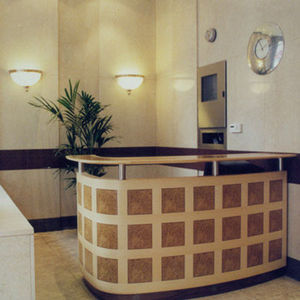 Martin Grierson Furniture -  - Mostrador De Recepción