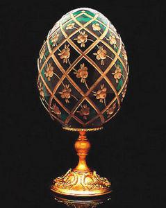 FABERGE-ART -  - Huevo Decorativo