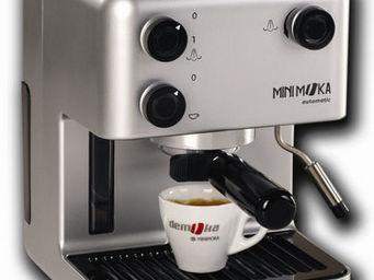 DEMOKA -  m670pl alta resolución - Cafetera Expresso