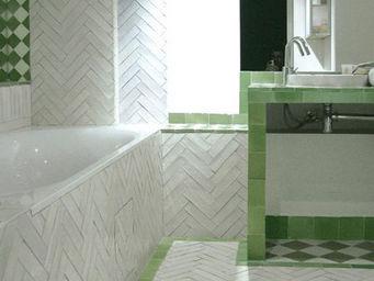 Almaviva - salle de bains zelliges - Azulejos Para Cuarto De Ba�o