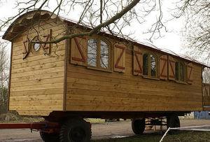 ROULOTTE-HABITAT -  - Caravana
