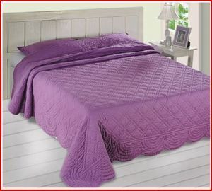 Red Rugs - hand made quilt - Quilt