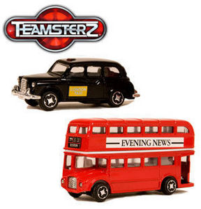 Halsall Toys International -  - Coche Miniatura