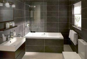 Aqata Shower Enclosures - spectra bathscreen - Paraducha