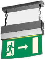 Allsigns International - emergency lighting - Placa De Señalización
