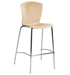 Falcon products - stacking bar stool - Silla Alta