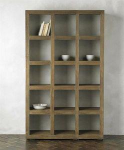 Terence Diss Furniture - kamala dining bookcase - Biblioteca