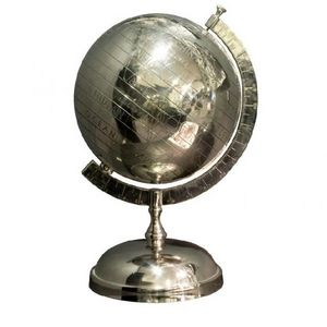 KINGSBRIDGE COLLECTIONS - globe small shiny - Globo Terrestre