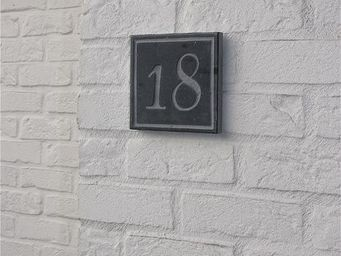 Signum Concept - square 3 - Número De Puerta
