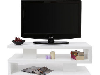 Miliboo - nexy etagere - Mueble Tv Hi Fi