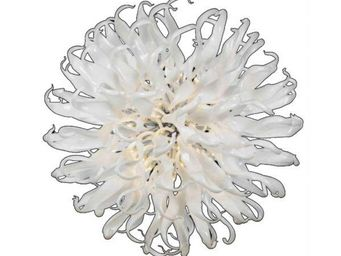 ALAN MIZRAHI LIGHTING - am6004w-24 - Araña Murano