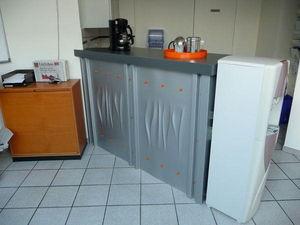 BACACIER 3S - vegetal metal - Paramento Pared Interior
