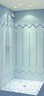 Emaux de Briare - Cabina de ducha-Emaux de Briare-Mazurka