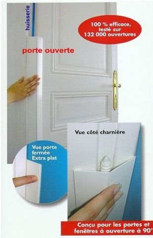 Alnor - Bloqueo de puerta niños-Alnor