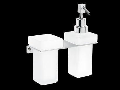 Accesorios de baño PyP - Distribuidor de jabón-Accesorios de baño PyP-PL-89
