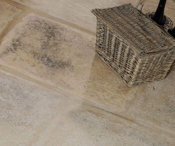 Rouviere Collection - Baldosa de interior-Rouviere Collection-Sermipierre vieilli Sepia
