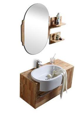Miliboo - Mueble de cuarto de baño-Miliboo-NIVAN